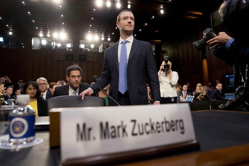 5 Recurring Themes From Mark Zuckerberg's Senate Hearing
