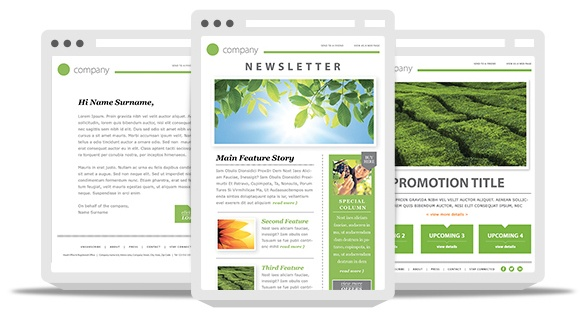 9 Places to Find Quality Email Newsletter Templates in 2017 – Free Newsletter Layout Templates