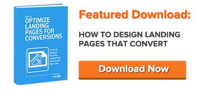 如何設計轉化的著陸頁