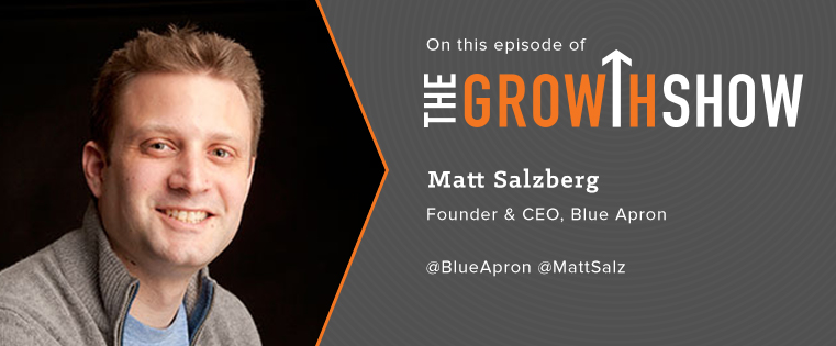 Blue Apron's Recipe for Growth: The Inside Scoop From CEO Matt Salzberg
