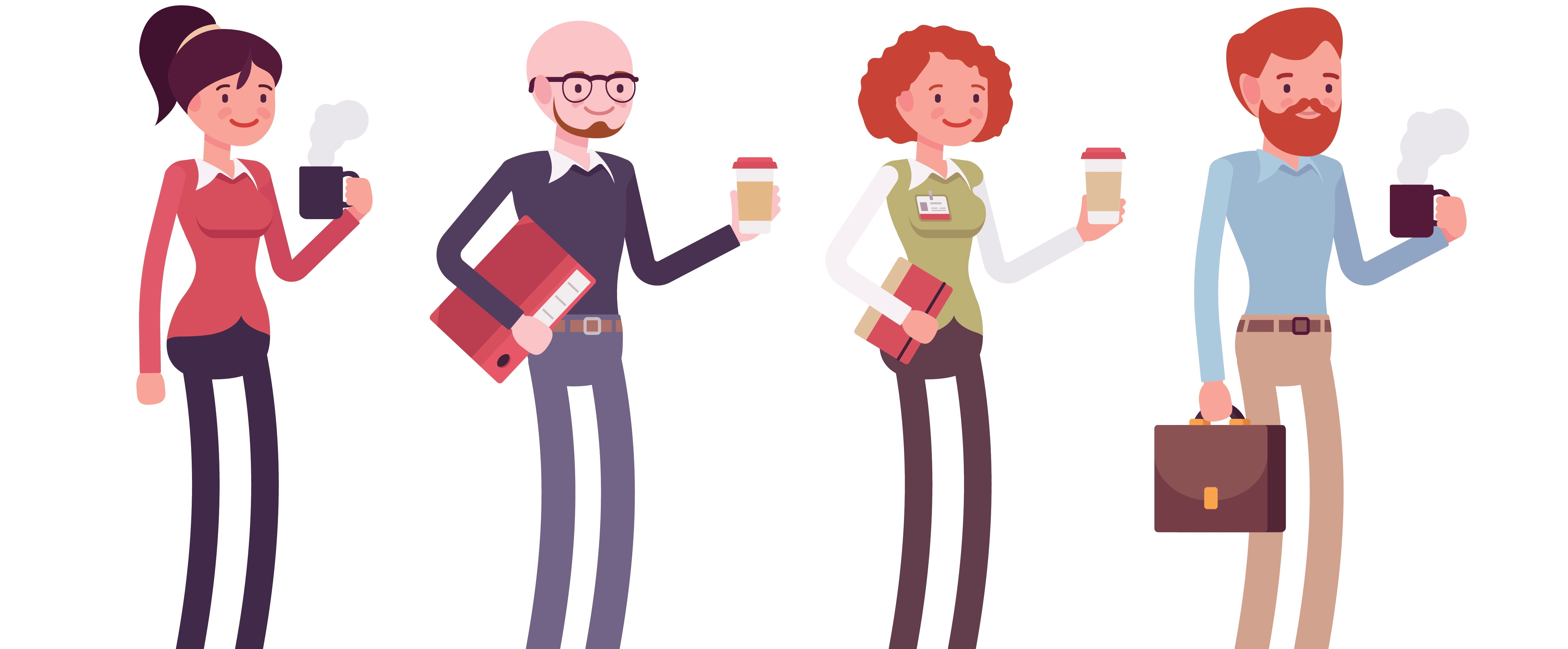 8 Personalities to Look for When Assembling a Content Team
