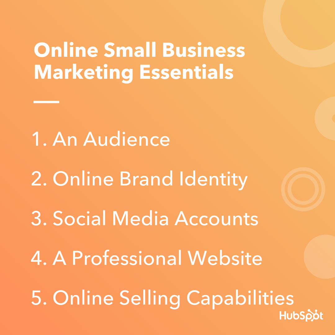 Online Small Business Marketing Essentials