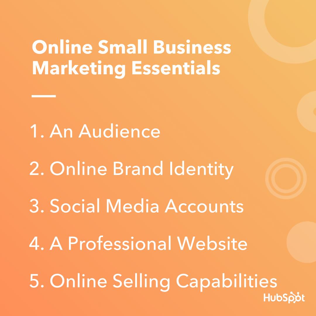 网上小型企业行销必备