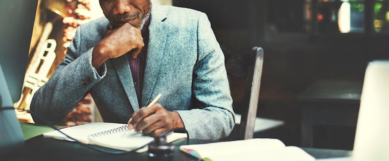 20 Creative Writing Prompts That'll Help You Beat Writer's Block [Infographic]