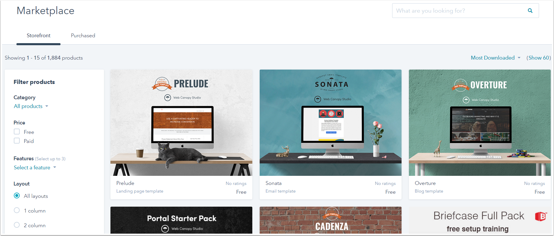 Use the Template Marketplace to Be a More Efficient Marketer