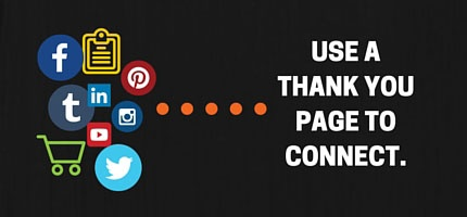 The Top 5 Reasons Why A Thank You Page Is Crucial To Your Marketing Strategy