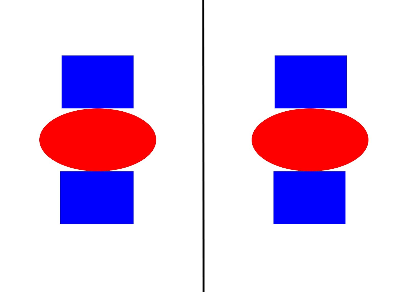 Design 101 Asymmetrical and Symmetrical Balance