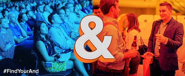 How to Meet People Who Are Smarter Than You: 16 Marketing & Tech Events to Attend in 2016