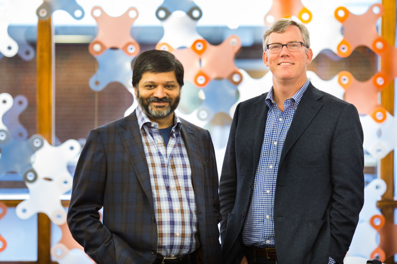 Brian Halligan & Dharmesh Shah