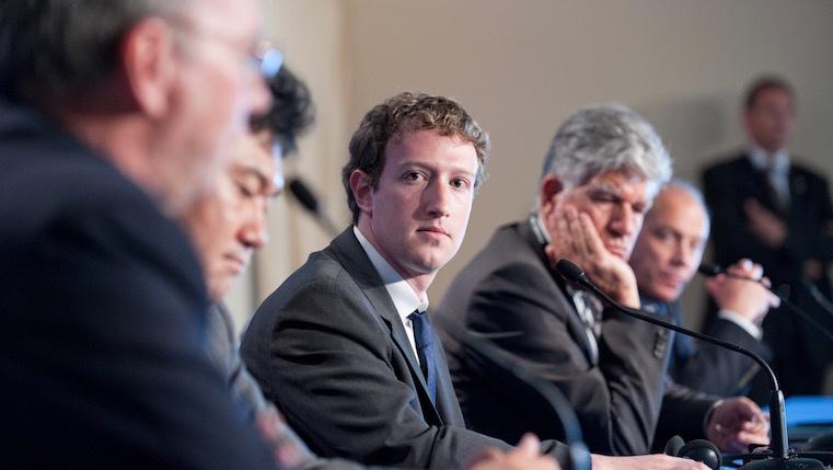 Facebook Data Story