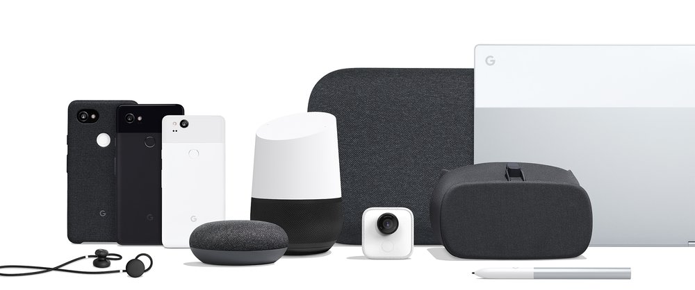 All the Cool New Products (and Massive Shade) You Missed at the #MadebyGoogle Event
