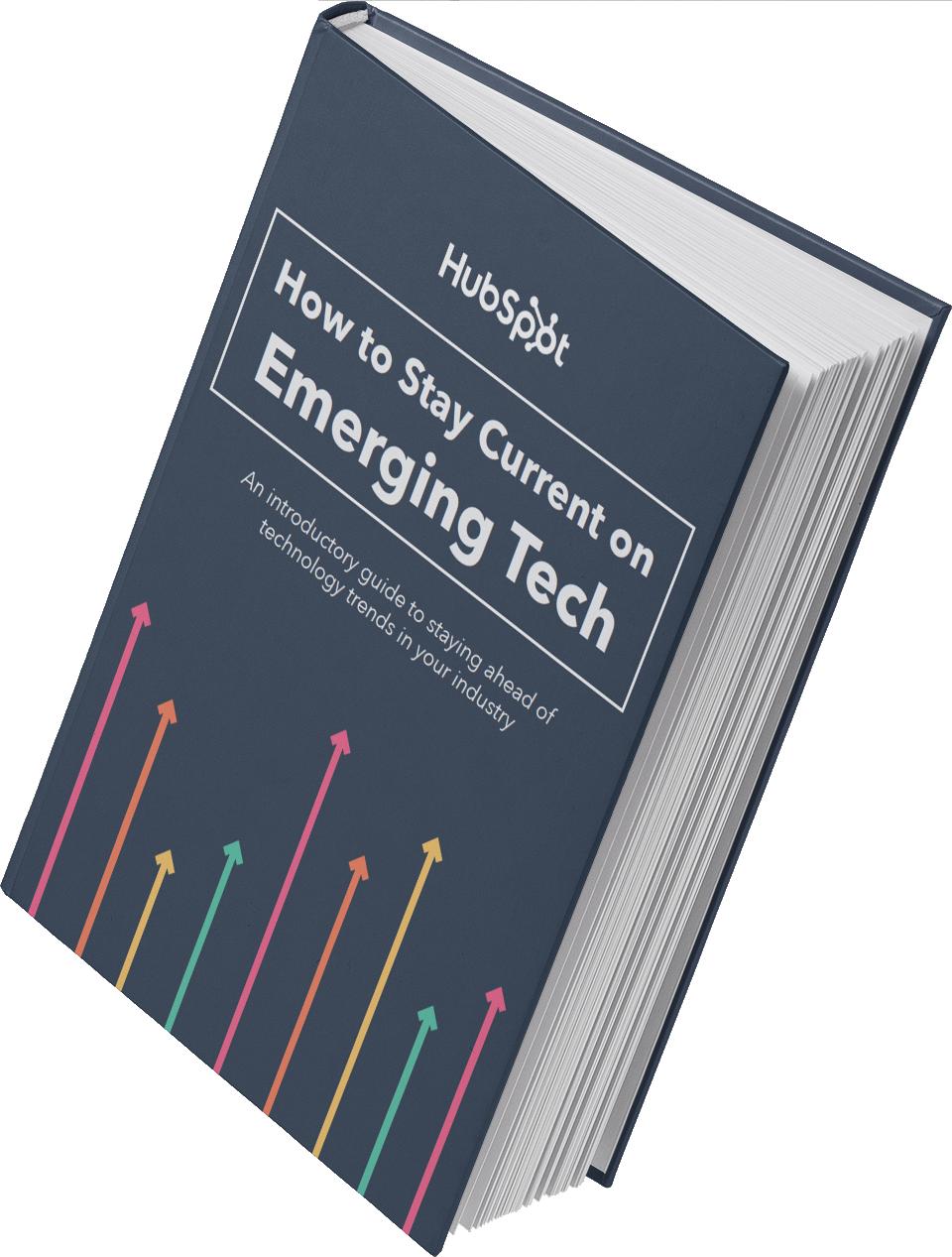 Emerging Tech Ebook