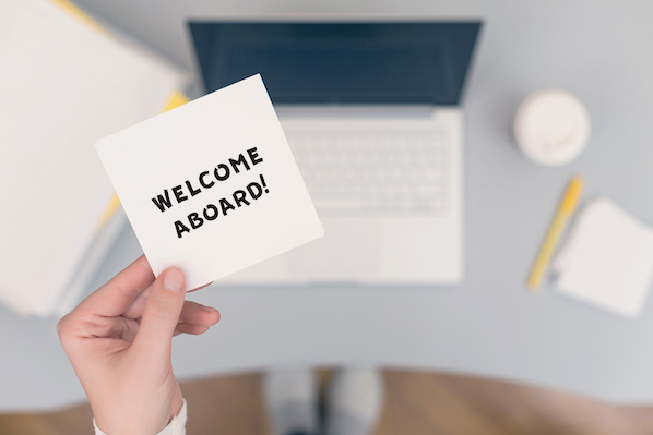 The Onboarding Process That Makes New Hires Fall in Love With Your Company All Over Again