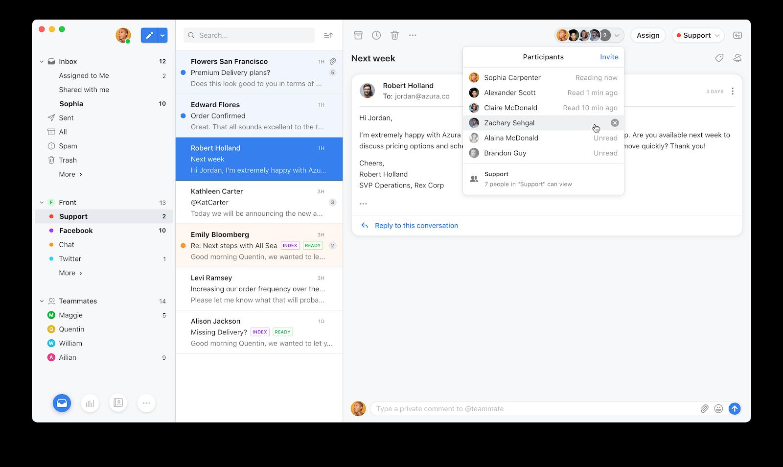 Shared-oinbox-tools