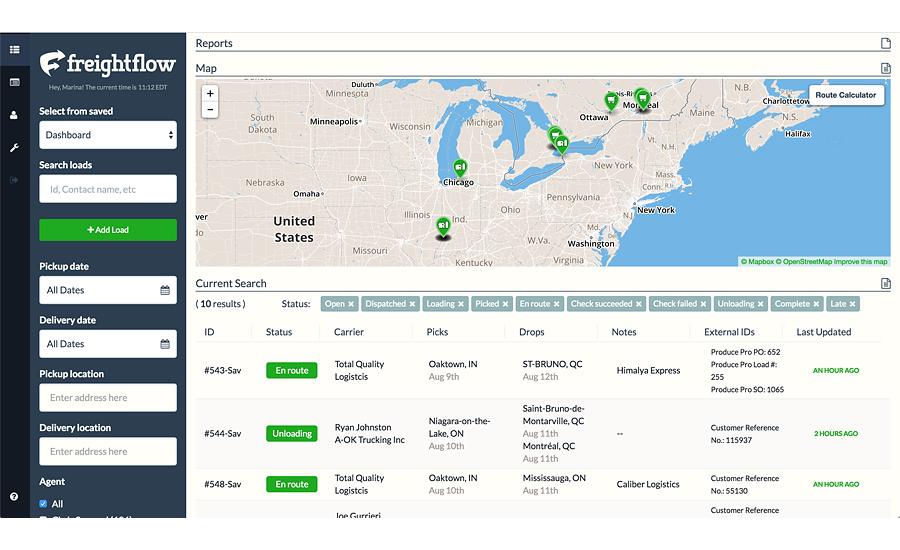 Transportation-management-software