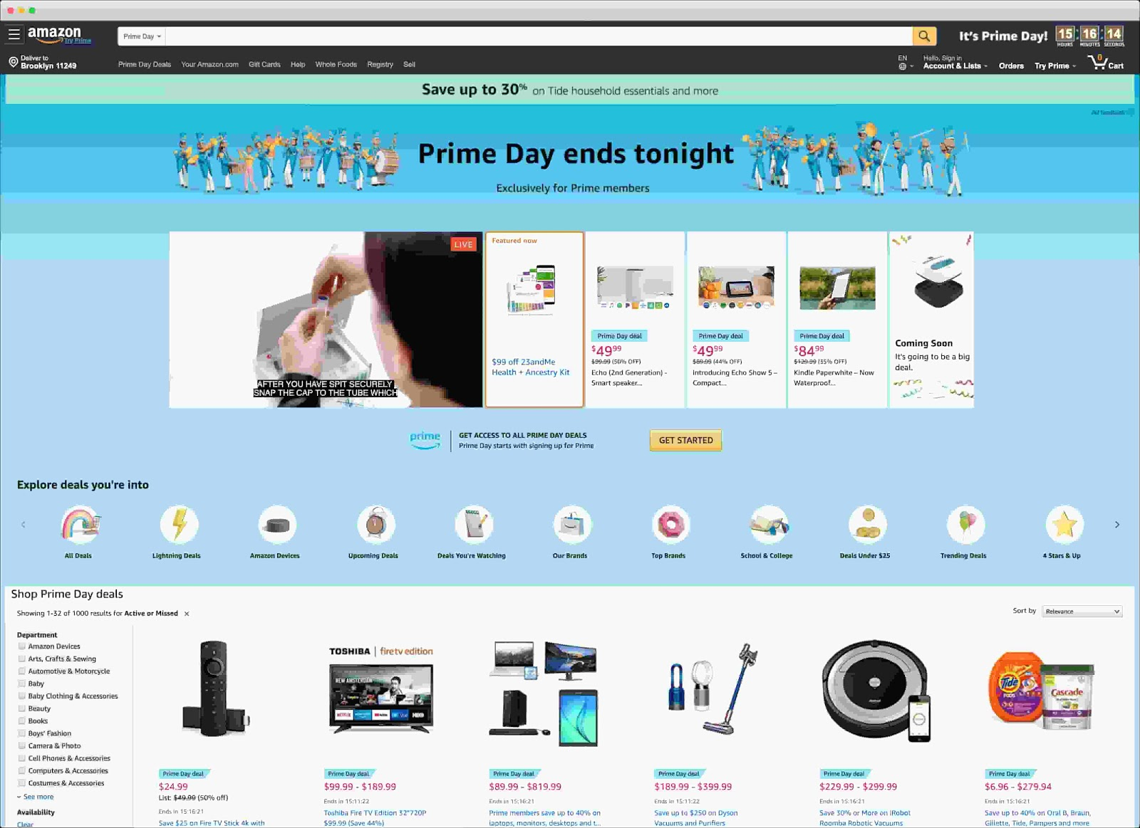 promotional pricing amazon