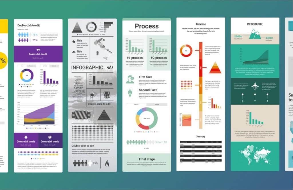 Interactive Infographic 6