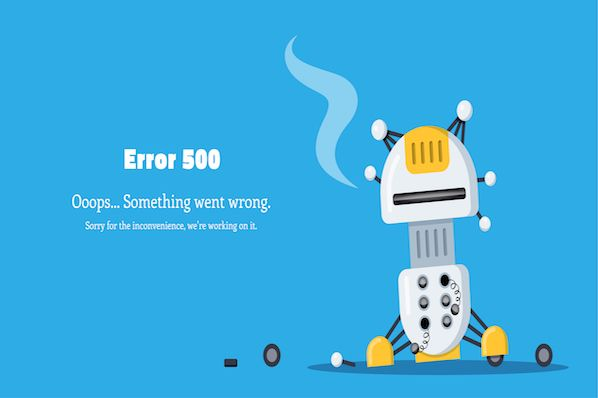 What a HTTP 500 Internal Server Error Means and How You Can Fix It