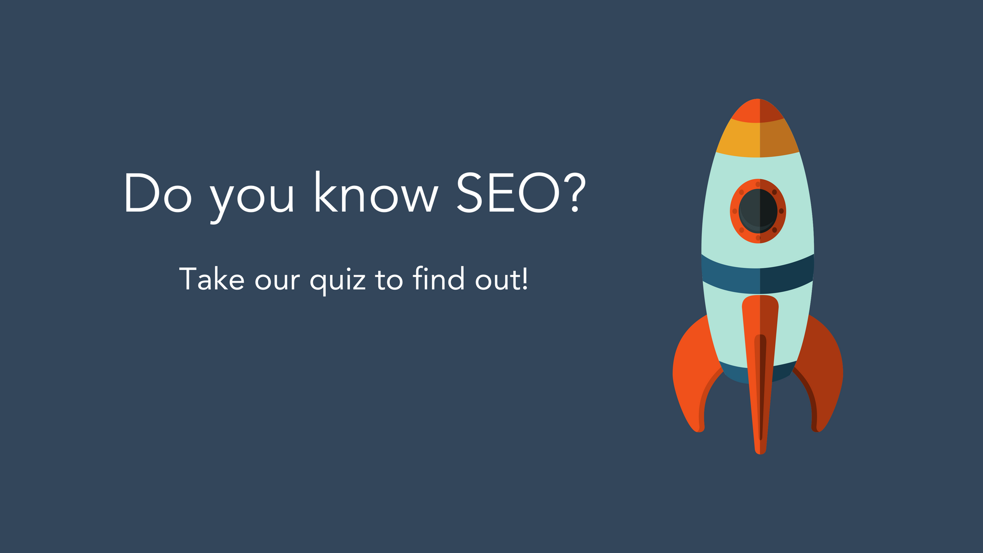 Fact or Fiction: The SEO Edition [Quiz]
