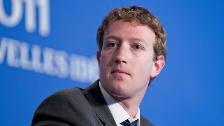 Here's Mark Zuckerberg's Statement on the Cambridge Analytica Situation