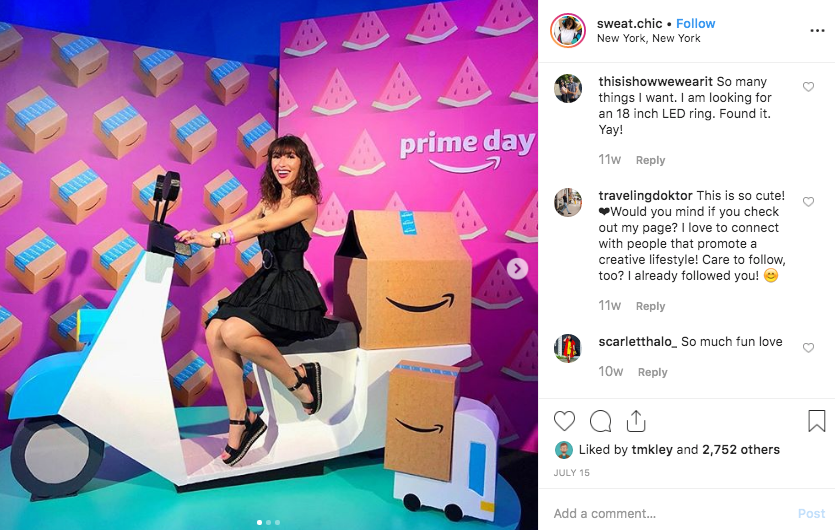 How One Instagram Influencer Built Her Brand and Attracted 40K Followers 2