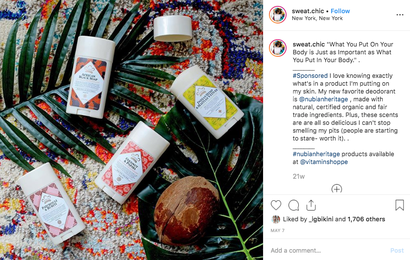 How One Instagram Influencer Built Her Brand and Attracted 40K Followers 4