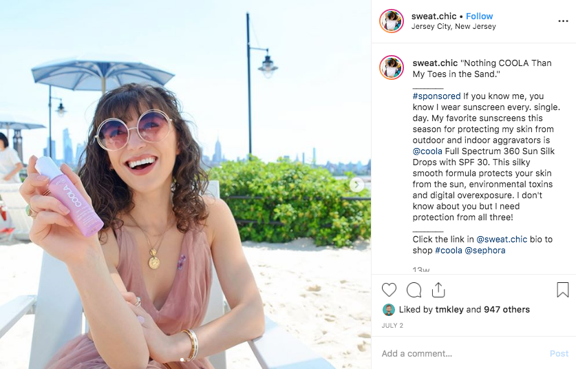 How One Instagram Influencer Built Her Brand and Attracted 40K Followers 3