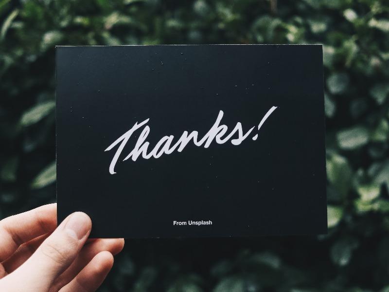 NPS-Feedback-Thank-You