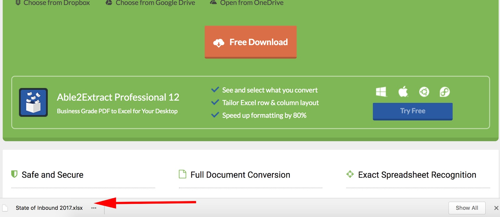 How to Convert a PDF to Excel: Free Tools & Instructions