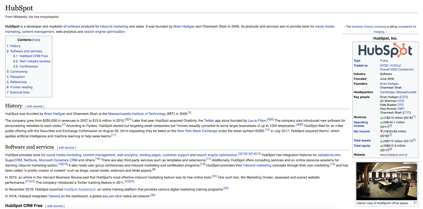 How to Create a Wikipedia Page for Your Company 6