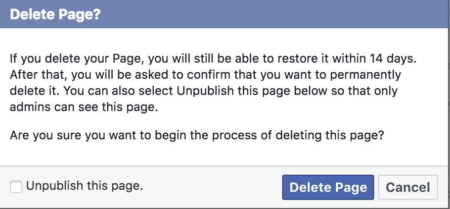 How to Delete Your Facebook Account, Group, or Page [Easy Guide]