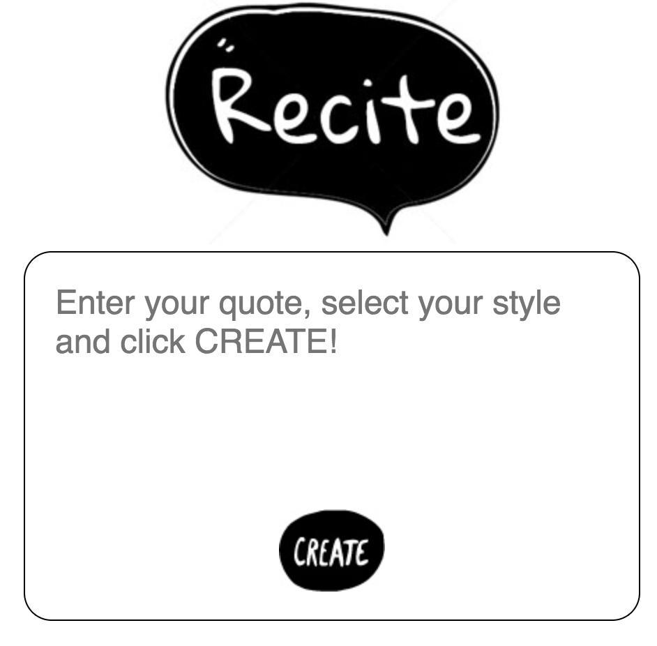 make Instagram templates