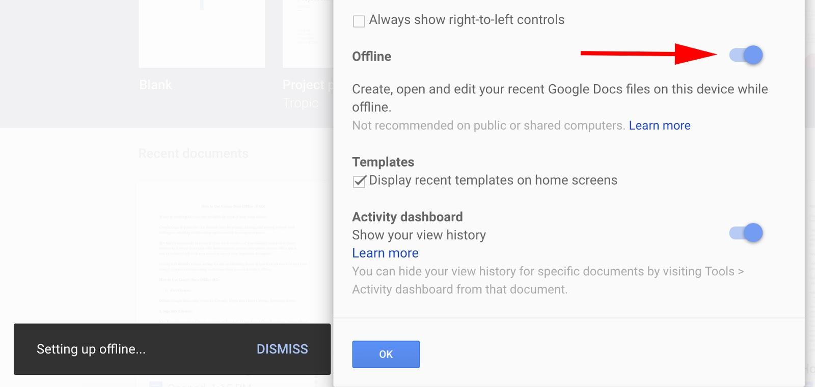 How to Use Google Docs Offline [FAQ]