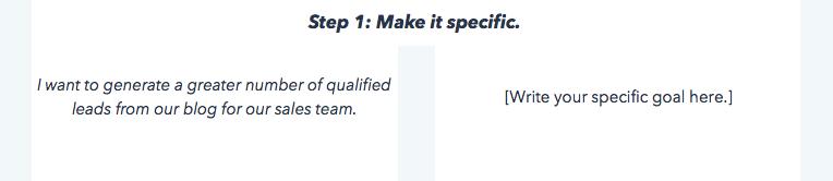 How to Write a SMART Goal [+ Free SMART Goal Template] 2