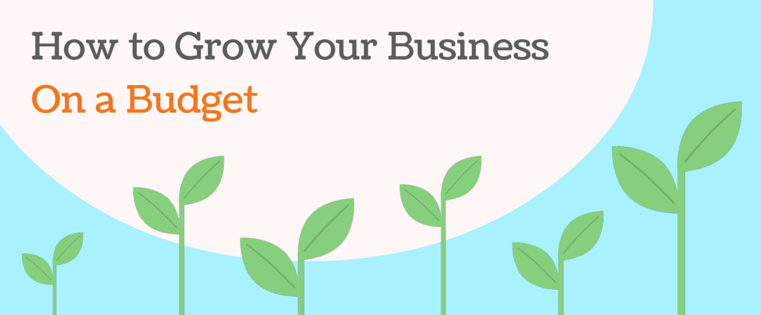 How to Grow Your Business on a Budget [Free Ebook]