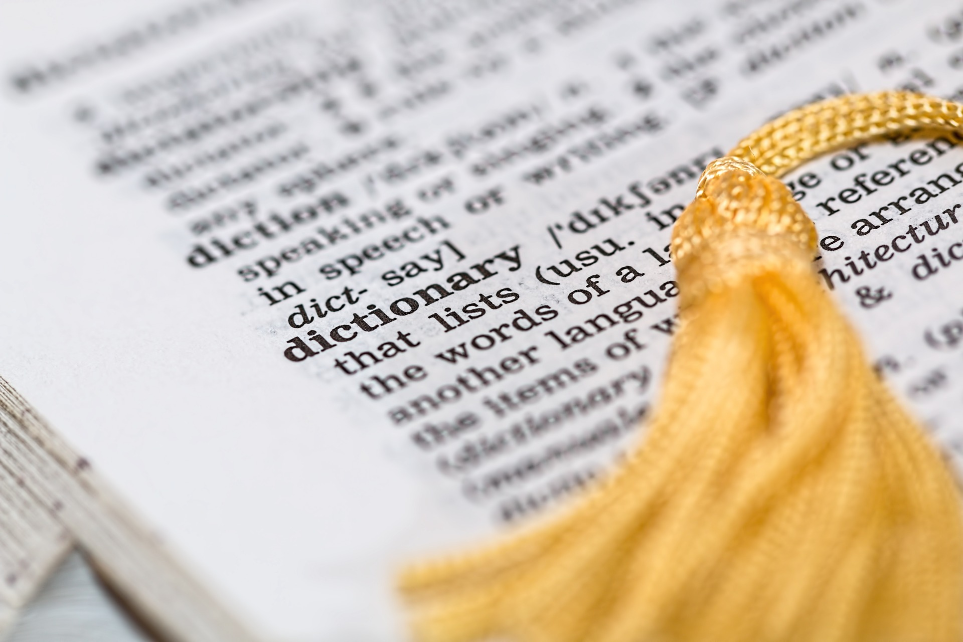 Business Glossary Terms to Know