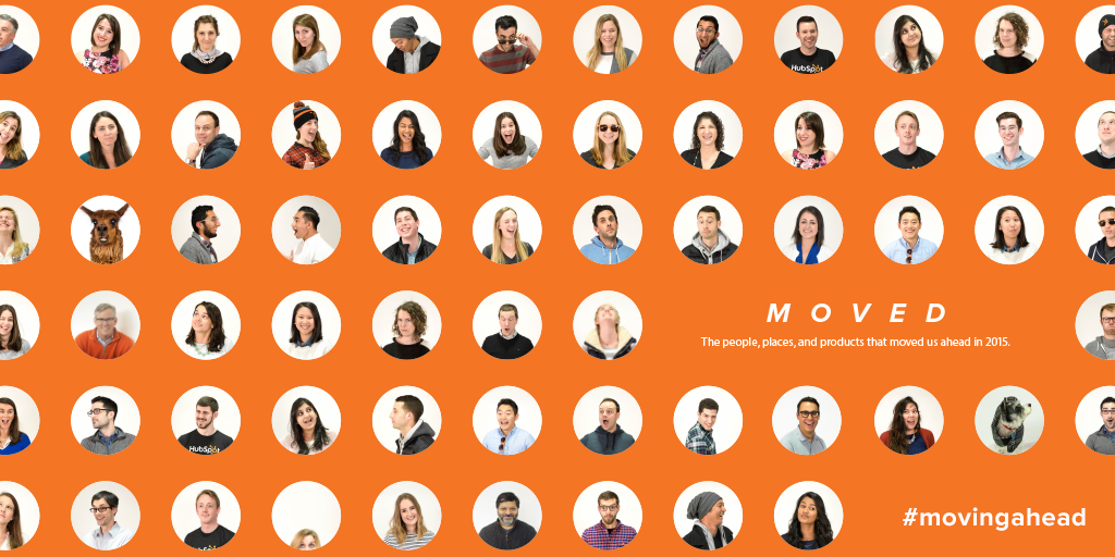 HubSpot's 2015 Year in Review: A Movement That Moved the Needle #MovingAhead