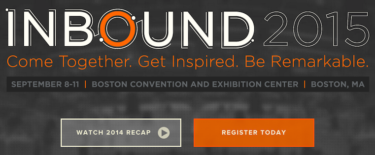 INBOUND 2015: 5 Can't-Miss Sessions for Agency Pros