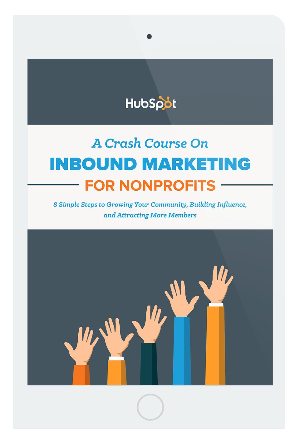 inbound marketing for nonprofits