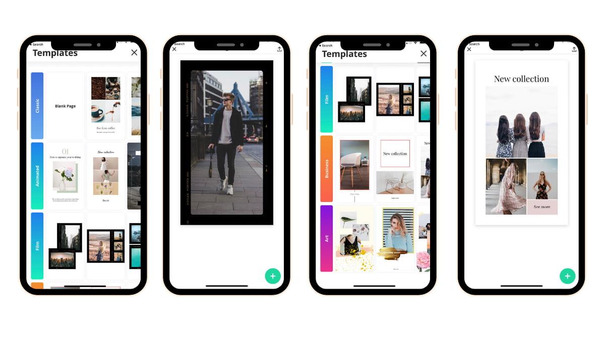 InStories App