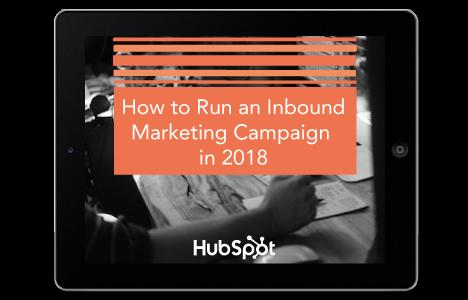 Inbound Marketing Campaign