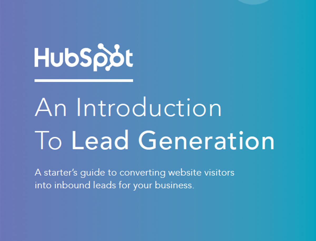 Introduction to Lead Generation
