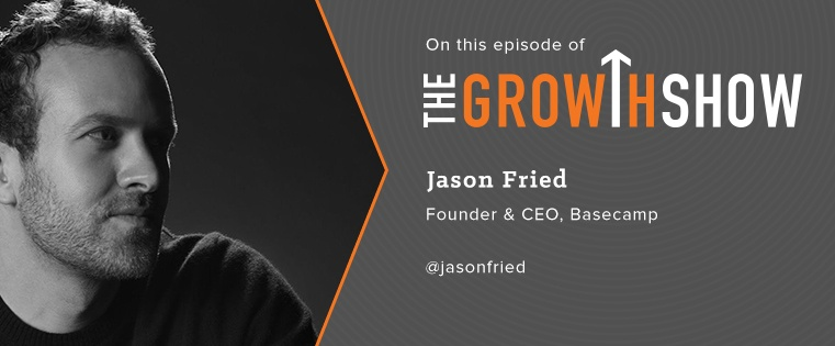 Rethink the Way You Work: An Interview With Basecamp CEO Jason Fried [Podcast]