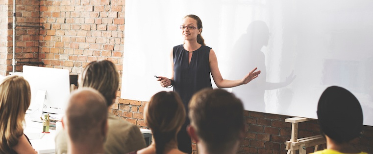 How to Become a Better Public Speaker: The Unlikely Exercise That Helped Unlock My Potential