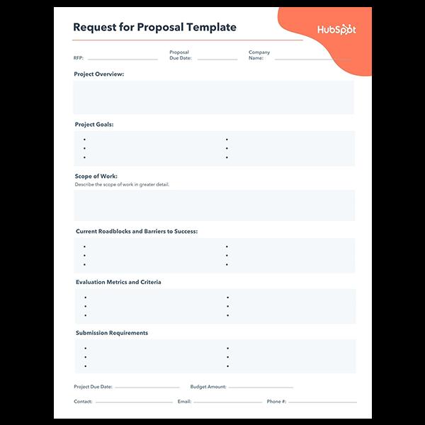 rfp-templates