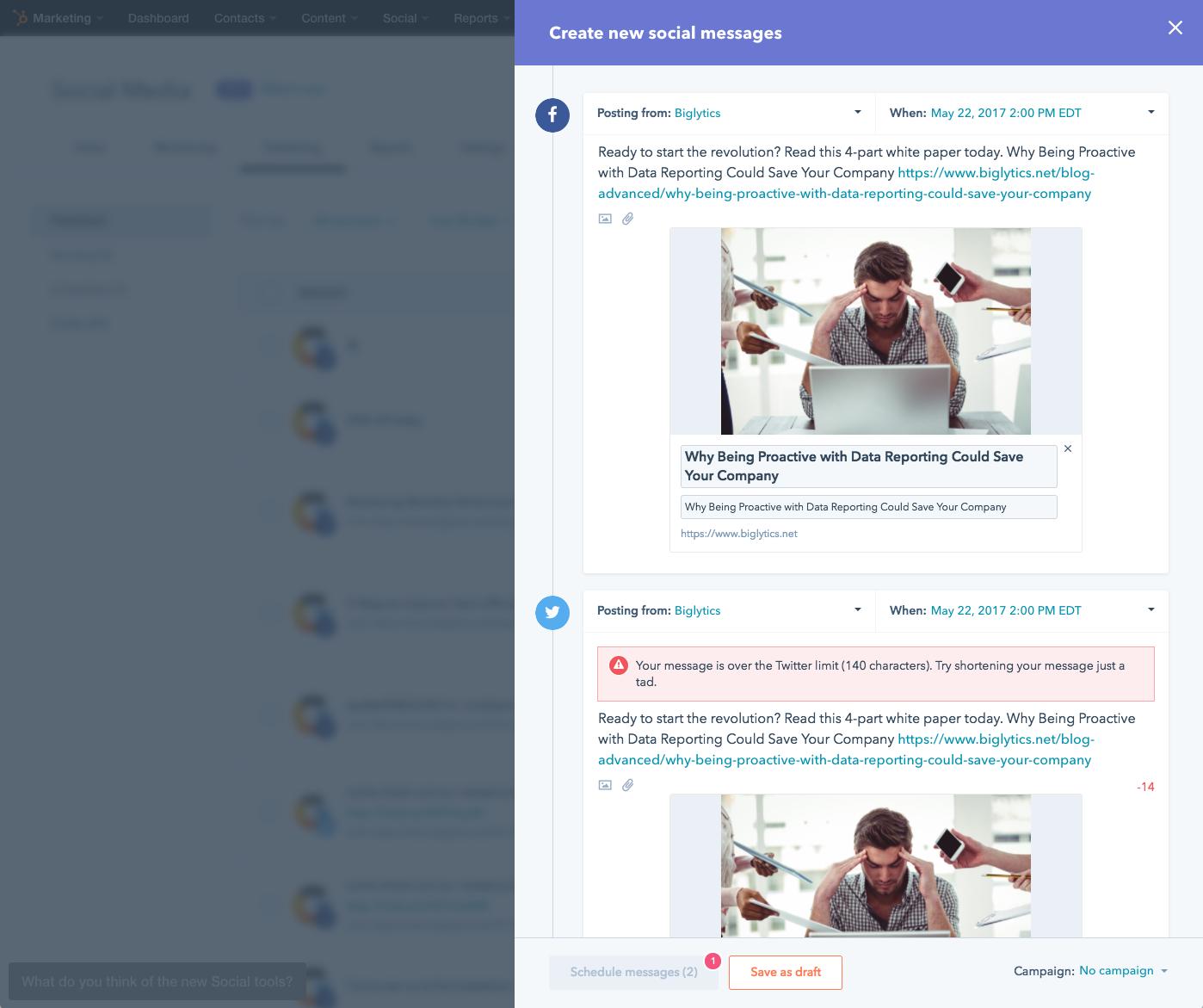 Introducing The All New HubSpot Social Tools