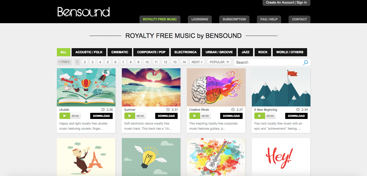 9 Royalty-Free Music Sites to Help You Make the Perfect Video Soundtrack