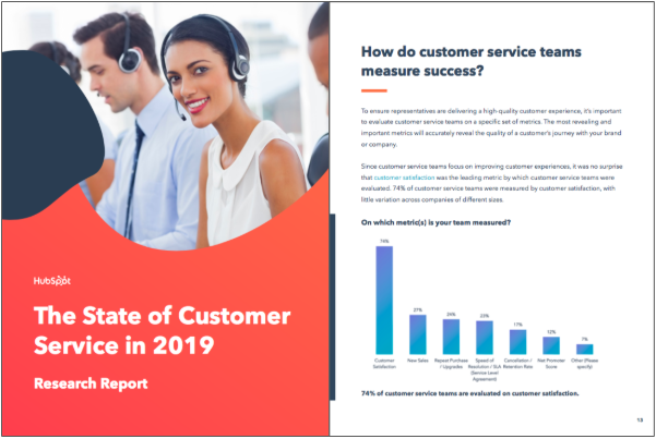 [New Research] The State of Customer Service in 2019