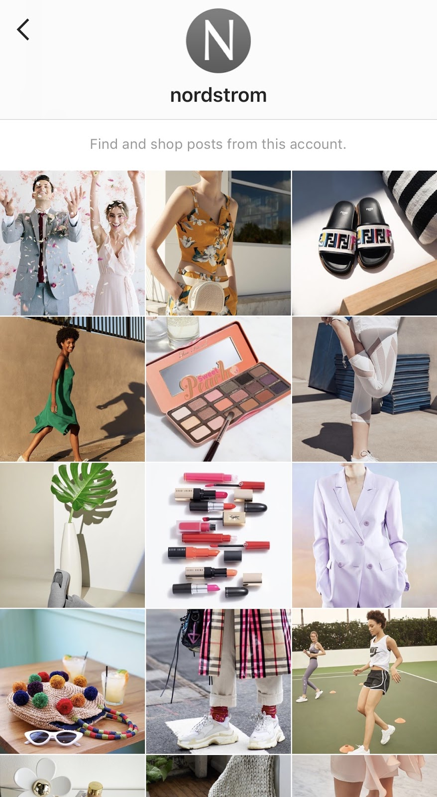 How To Sell On Instagram Using Shoppable Posts