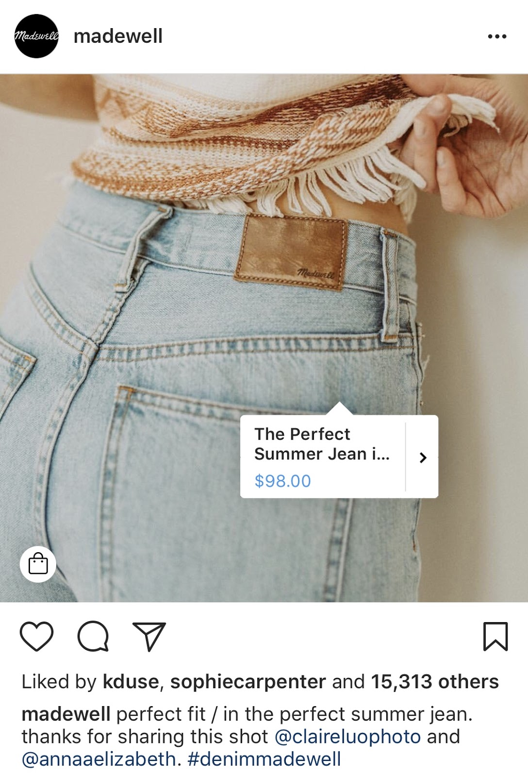 How to Sell on Instagram Using Shoppable Posts 16